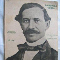 Libros antiguos: LA FELICIDAD DOMESTICA. DE TRUEBA, ANTONIO. 1918 LA NOVELA CORTA 126. Lote 29827456
