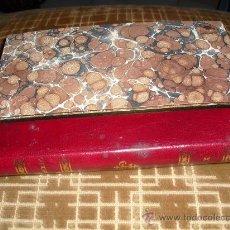 Libros antiguos: 1854 LEYES DE ALAVA FUEROS DE GUIPUZCOA Y FUEROS FRANQUEZAS Y LIBERTADES DE VIZCAYA VALLECILLO. Lote 29935364