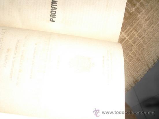 Libros antiguos: 1854 LEYES DE ALAVA FUEROS DE GUIPUZCOA Y FUEROS FRANQUEZAS Y LIBERTADES DE VIZCAYA VALLECILLO - Foto 3 - 29935364