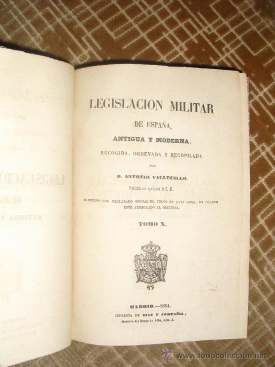 Libros antiguos: 1854 LEYES DE ALAVA FUEROS DE GUIPUZCOA Y FUEROS FRANQUEZAS Y LIBERTADES DE VIZCAYA VALLECILLO - Foto 5 - 29935364
