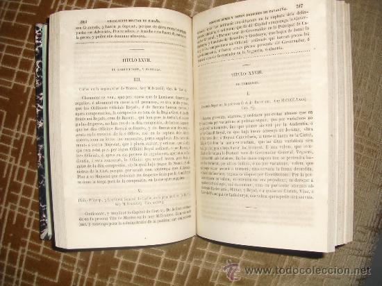 Libros antiguos: 1854 CONSTITUTIONS Y ALTRES DRETS DE CATALUNYA VALLECILLO - Foto 4 - 29935514
