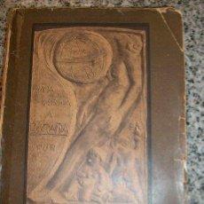 Libros antiguos: UNA VISITA A ESPAÑA; POR J. CANTARELL DART - ARGENTINA - 1927 - FIRMADO Y DEDICADO POR EL AUTOR!!. Lote 29942254