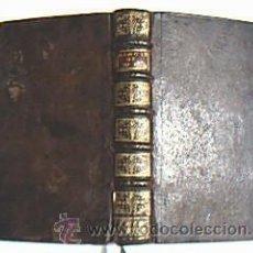Libros antiguos: MEMOIRES DE JEAN DE WIT, GRAND PENSIONNAIRE DE HOLLANDE: OBRA COMPLETA EN UN VOLUMEN. AÑO 1709. Lote 29462626