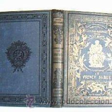 Libros antiguos: LE PRINCE SERGE. M. JEANNE DE COULOMB. BIBLIOTHÉQUE L´EDUCATION MATERNELLE ANCIENNE MAISON QUANTIN.. Lote 29954830
