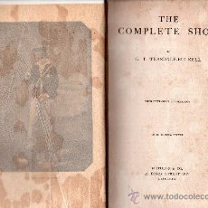 Libros antiguos: THE COMPLETE SHOT POR TEASDALE - BUCKELL - LONDRES 1908. Lote 29972048