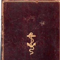 Libros antiguos: ALUMBRADO MARÍTIMO DE TODO EL GLOBO, DIRECCIÓN DE HIDROGRAFÍA, MADRID 1864. Lote 29972136