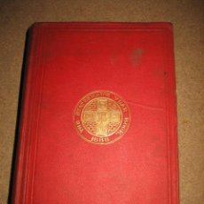 Libros antiguos: THE STATESMAN`S YEAR-BOOK STATISTICAL AND HISTORICAL ANNUAL OF THE STATES OF THE CIVILISED WORLD 188. Lote 29980551
