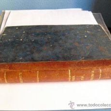 Libros antiguos: 1849 EL DENTISTA DE SI MISMO Y 1862 GUIA DEL DENTISTA DOS LIBROS ENCUADERNADOS EN UN VOLUMEN. Lote 52875270