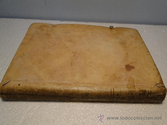 Libros antiguos: TERCERA PARTE DEL GRANDE HIJO DE DAVID, CHRISTO SEÑOR NUESTRO. Historia Evang AÑO 1733 - Foto 8 - 30113853