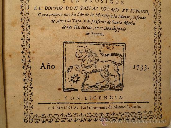 Libros antiguos: TERCERA PARTE DEL GRANDE HIJO DE DAVID, CHRISTO SEÑOR NUESTRO. Historia Evang AÑO 1733 - Foto 2 - 30113853