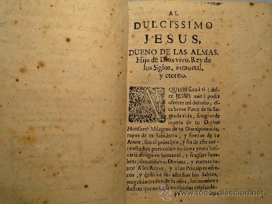 Libros antiguos: TERCERA PARTE DEL GRANDE HIJO DE DAVID, CHRISTO SEÑOR NUESTRO. Historia Evang AÑO 1733 - Foto 3 - 30113853