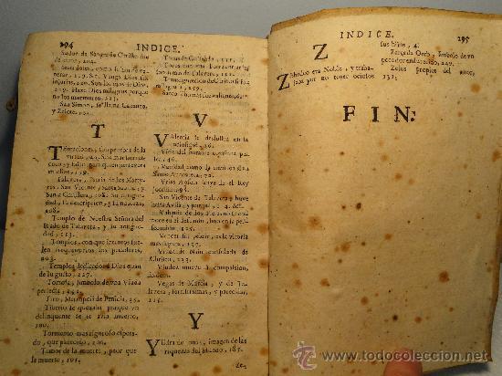 Libros antiguos: TERCERA PARTE DEL GRANDE HIJO DE DAVID, CHRISTO SEÑOR NUESTRO. Historia Evang AÑO 1733 - Foto 5 - 30113853