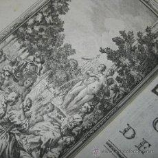 Libros antiguos: CONTES DE J. BOCACE (VOL.II), GIOVANNI BOCCACCIO, 1779. CONTIENE 11 GRABADOS. Lote 30199090