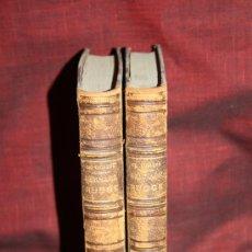 Libros antiguos: 1001- 'BARNABÉ RUDGE' - CH. DICKENS - 2 TOMOS, COMPLETA LIBR. HACHETTE PARIS 1882. Lote 30282620