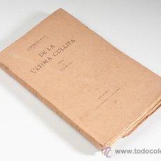 Libros antiguos: LIBRO DE LA ULTIMA COLLITA POR ALEXANDRE FONT. PREFACI DE LLUIS VIA - BARCELONA ILUSTRACIÓ CATALANA. Lote 30284497