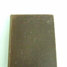Libros antiguos: LA NOVELA DE MI AMIGO - GABRIEL MIRO - 1926 - SELLO DE ALCALDIA DE ORIHUELA Y SINDICATO ESPAÑOL UNIV. Lote 30385783