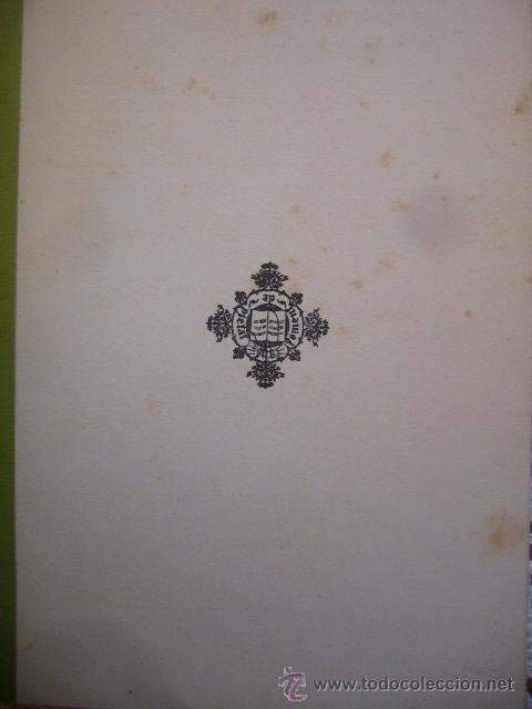 Libros antiguos: LIBRITO HISTORIAS EJEMPLARES J M FOLCH I TORRES Nº 11 15 28 PRIMERAS EDICIONES F P - Foto 4 - 30443890
