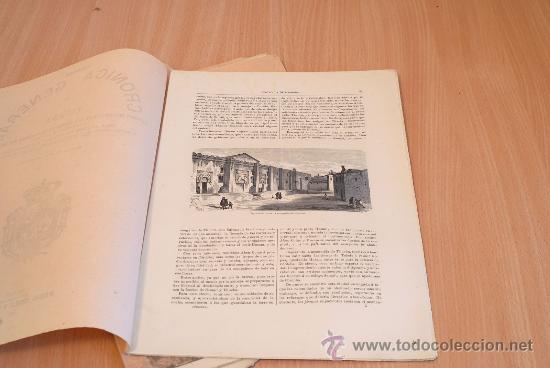 Libros antiguos: Crónica General de España. Ilustrada con grabados. Provincia de Córdoba. 5 fascículos. Incompleta. - Foto 3 - 30804958