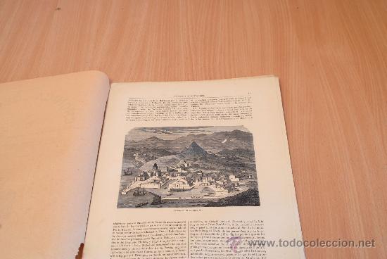 Libros antiguos: Crónica General de España. Ilustrada con grabados. Provincia de Santander. 2 fascículos. Incompleta - Foto 3 - 30805100
