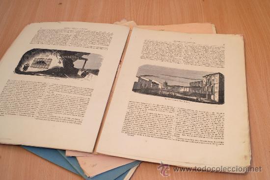 Libros antiguos: Crónica General de España. Ilustrada con grabados. Principado de Asturias. 7 fascículos. Incompleta. - Foto 3 - 30837312