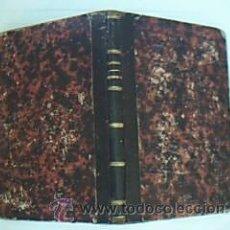 Libros antiguos: TRATADO DE TRIGONOMETRÍA Y TOPOGRAFÍA. CORTÁZAR (DON JUAN). AÑO 1877. Lote 29510032