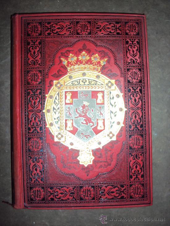 CÓRDOBA (SUS MONUMENTOS Y ARTES - SU NATURALEZA E HISTORIA). 1884. PEDRO DE MADRAZO. (Libros Antiguos, Raros y Curiosos - Historia - Otros)