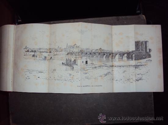 Libros antiguos: Córdoba (Sus Monumentos y Artes - Su Naturaleza e Historia). 1884. Pedro de Madrazo. - Foto 4 - 30549854