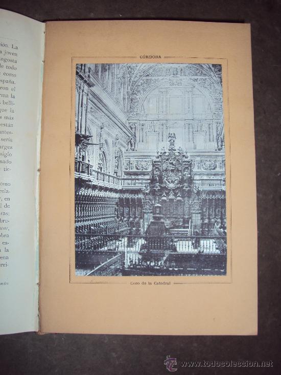 Libros antiguos: Córdoba (Sus Monumentos y Artes - Su Naturaleza e Historia). 1884. Pedro de Madrazo. - Foto 6 - 30549854