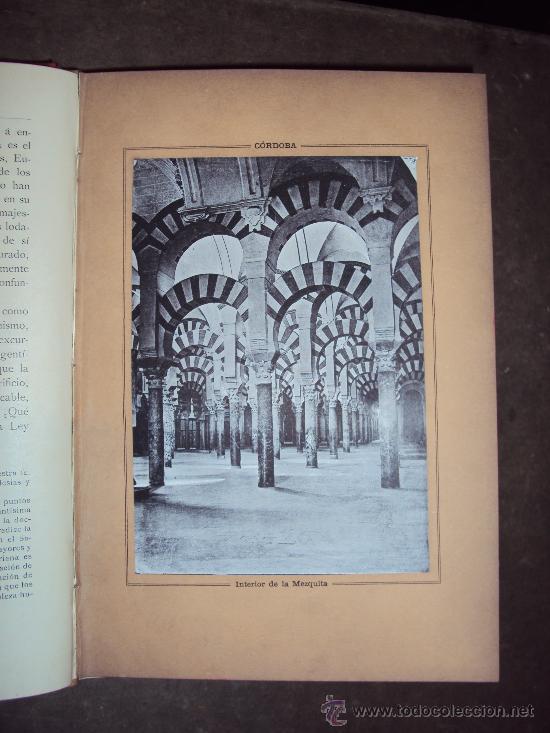 Libros antiguos: Córdoba (Sus Monumentos y Artes - Su Naturaleza e Historia). 1884. Pedro de Madrazo. - Foto 7 - 30549854