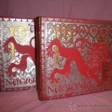Libros antiguos: PANORAMA NACIONAL - ESCOGIDÍSIMA COLECCIÓN DE LÁMINAS - AÑO 1896 - MONUMENTAL OBRA ILUSTRADA.. Lote 30550384