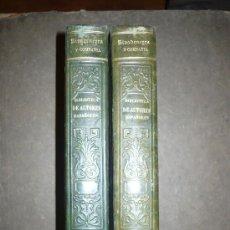 Libros antiguos: OBRAS DEL PADRE JUAN DE MARIANA. 1ª EDICIÓN, 2 TOMOS, 1854.. Lote 30581333