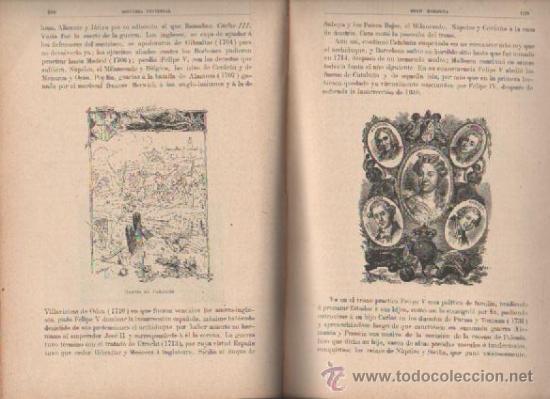 Libros antiguos: alfredo opisso historia universal en cuadros amenos e instructivos edad moderna y contemporanea 1917 - Foto 2 - 30618585