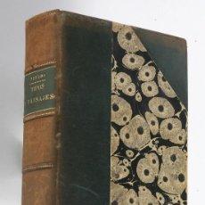 Libros antiguos: JOSE MARIA DE PEREDA-OBRAS COMPLETAS 1897-TOMO IV.TIPOS Y PAISAJES 2ª EDICION. Lote 30627583