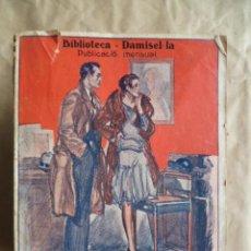 Libros antiguos: CÓM ESTIMEN ELS PARES, PER CLOVIS EIMERIC, Nº 39, 1930. Lote 30638325