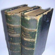 Libros antiguos: CA. 1890 - JOSEFA MARIA FARNÉS - LA BOMBA DE DINAMITA - LAMINAS, RARO. Lote 30690481