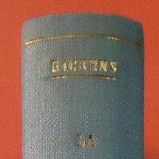 Livros antigos: LA NIÑA DORRIT. CARLOS DICKENS. 2 TOMOS EN 1. ARTES Y LETRAS, MAUCCI 1908. Lote 30717291