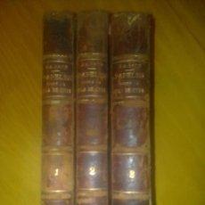 Libros antiguos: COLECCIÓN DE PAPELES CIENTÍFICOS, HISTÓRICOS, POLÍTICOS Y DE OTROS RAMOS SOBRE LA ISLA DE CUBA. SACO. Lote 30741050