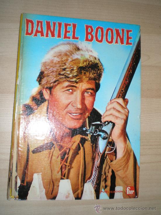 DANIEL BOONE, DE FHER, ENCUENTRO CON LOS OJIBWAYS Y CONTRA LOS HOMBRES MASCARA (Libros Antiguos, Raros y Curiosos - Literatura Infantil y Juvenil - Otros)