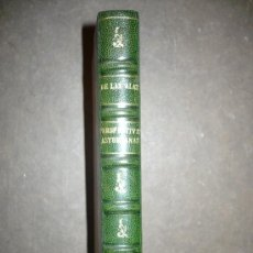 Libros antiguos: PERSPECTIVAS ASTURIANAS. (C. 1920). ARMANDO DE LAS ALAS PUMARIÑO.. Lote 41746732