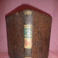 Libros antiguos: CURSO DE ESTUDIOS ELEMENTALES DE MARINA - GABRIEL CISCAR - AÑO 1837.. Lote 30952970