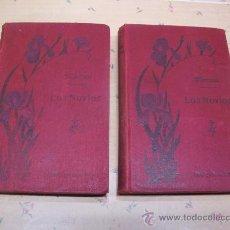 Libros antiguos: LOS NOVIOS - A. MANZONI - HISTORIA MILANESA DEL SIGLO XVII . Lote 31074198