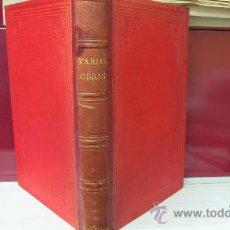 Libros antiguos: VOLUMEN COMPILATORIO CON: POESIAS RECTOR VALLFOGONA, ALMANACH CAMPANA GRACIA 1889, 1890 Y 1891.... . Lote 31100877