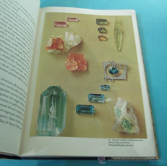 Libros antiguos: PIETRE PREZIOSE. DR. E. GÜBELIN. GEMÓLOGO. VERSIÓN ITALIANA - Foto 4 - 31174598