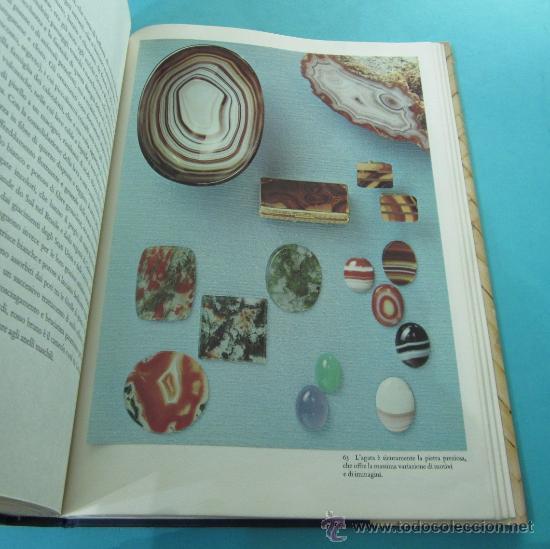 Libros antiguos: PIETRE PREZIOSE. DR. E. GÜBELIN. GEMÓLOGO. VERSIÓN ITALIANA - Foto 5 - 31174598
