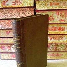 Libros antiguos: HISTORIA DE LOS CONDES DE URGEL . AUTOR : MONFAR Y SORS, DIEGO ( ARCHIVERO DE BARCELONA ) . Lote 31186446