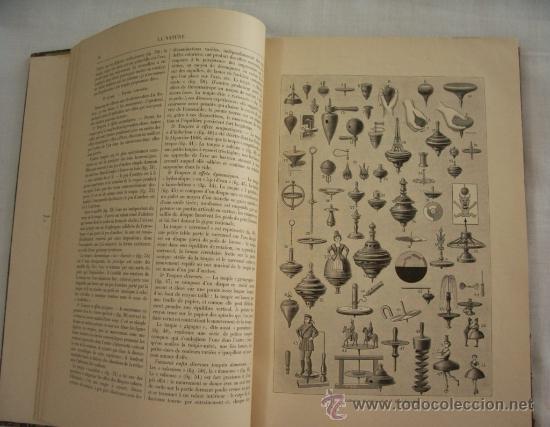 Libros antiguos: LA NATURE - REVUE DE SCIENCES - 1896 - PREMIER SEMESTRE - ENVÍO GRATIS - Foto 5 - 31221639