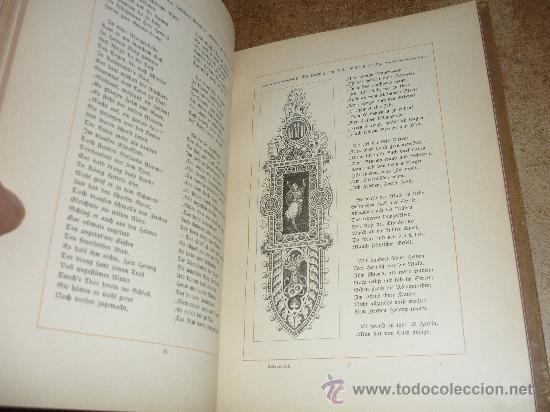 Libros antiguos: DAS GUDRUN LIED DAS DEUTFCHE HAUS VON Emil Engelmann STUTTGART 1886 - Foto 7 - 31224362