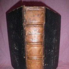 Alte Bücher - EL CONDE-DUQUE DE OLIVARES - M.FERNANDEZ Y GONZALEZ - BELLOS GRABADOS. - 31251958