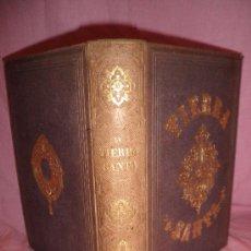 Libros antiguos: LA TIERRA SANTA·PEREGRINACION A JERUSALEN - MISLIN - AÑO 1864 - BELLAS LAMINAS GRABADAS.. Lote 31277158