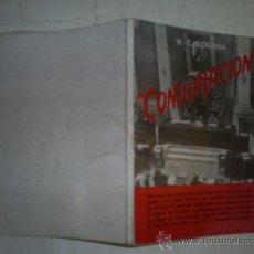 """Libros antiguos: """"CONJURACIÓN"""" H. C. CORONA RM53973. Lote 31331747"""